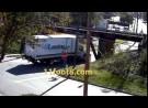 Crash #80 at the 11foot8 bridge – bump and go