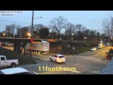 Fast Forward 2 – extended footage of 11foot8 crash 102