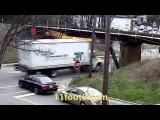 Fast Forward- a new year and another crash at the 11foot8 bridge