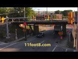 Crash #118 at the 11foot8 bridge