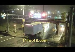 Early morning canopener at the 11foot8 bridge
