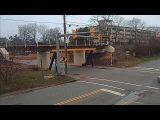 Partial Penske Peel at the 11foot8+8 bridge
