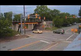 Social distancing violation at the 11foot8+8 bridge